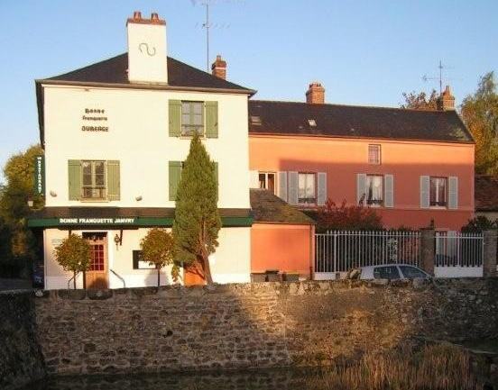 hotel janvry chambres d'hotes